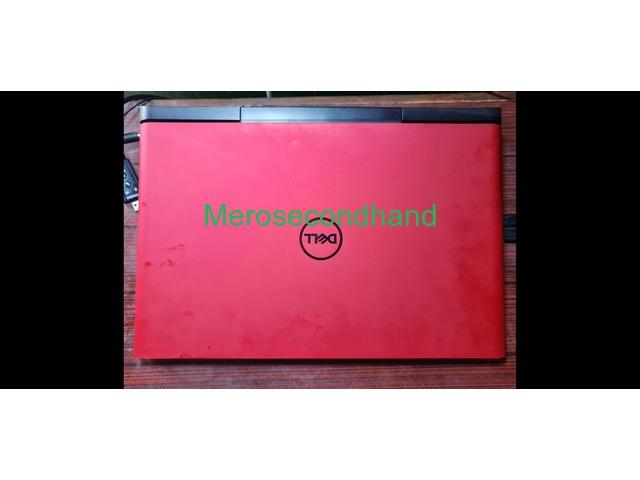 DELL Gaming Laptop   Core i7 + 4GB Nvidia GTX 1050Ti + 24GB RAM + 500 GB SSD - 3/5