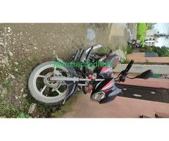 Bike like New 127000