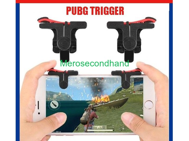 Pubg Mobile Phone Shooter Controller Gaming Trigger - 2/2
