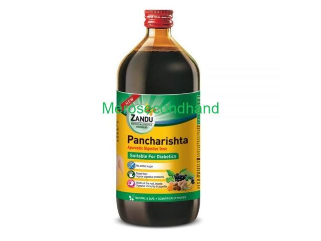Zandu Pancharishta Sugar Free-450 ML - 1/1