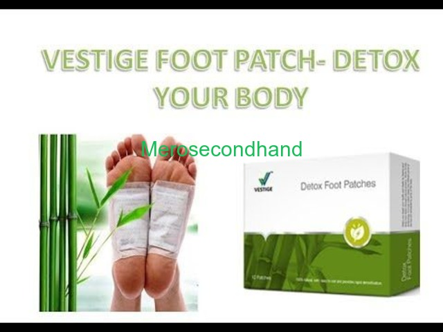Vestige Detox Foot Patches 5 Pair - 1/1