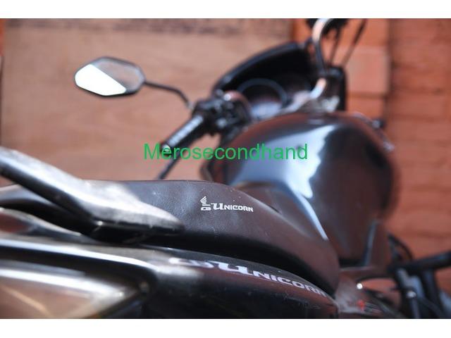 Honda Unicorn 150 CC bike on Urgent Sale, - 4/5